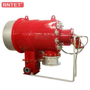 Blast Furnace Coal Gas Burner 1